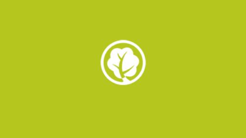 project doneer een boom - groen